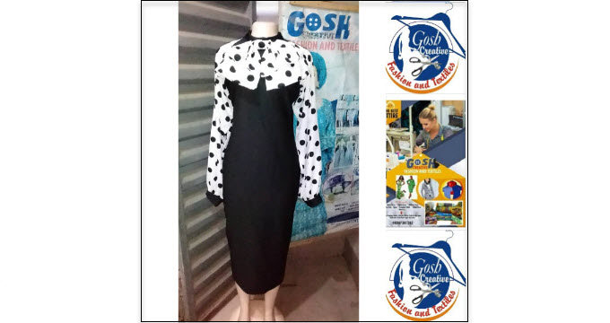 Official Office Lady Dress