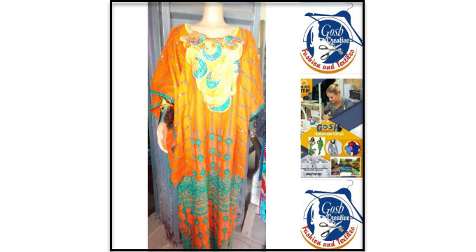 Queen Shebba Luxury Agbada