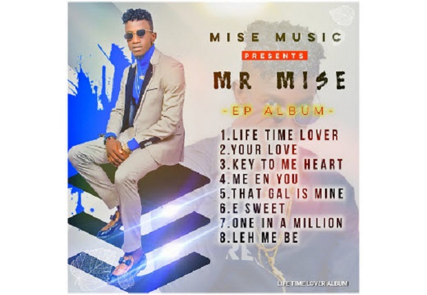 Life Time Lover Music Album In Store 10th Of August