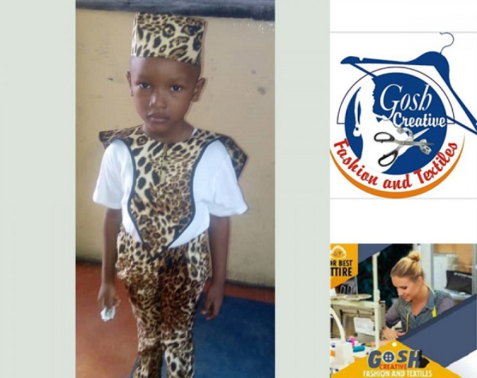 Afro Prince Dress Code For Boys
