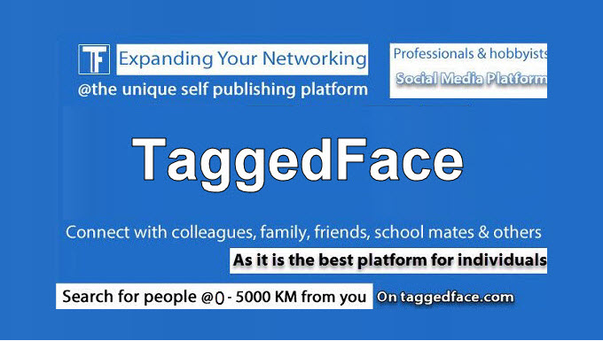 TaggedFace (Expand Your Networking)